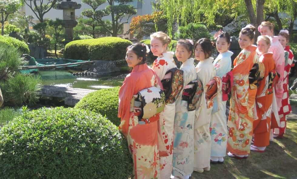 Queenswood Japan Trip